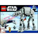 LEGO AT-AT Walker Set 8129 Instructions