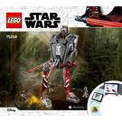 LEGO AT-ST Raider Set 75254 Instructions
