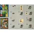 LEGO AT-ST Set 30054 Instructions