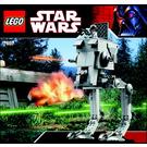 LEGO AT-ST Set 7657 Instructions