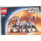 LEGO AT-TE Set 4482 Instructions
