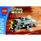 LEGO AT-TE Set 4495 Instructions