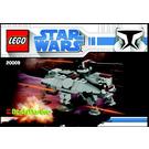 LEGO AT-TE Walker Set 20009 Instructions