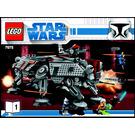 LEGO AT-TE Walker Set 7675 Instructions