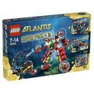 LEGO Atlantis Super Pack 4 in 1 Set 66365 Packaging