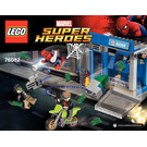 LEGO ATM Heist Battle Set 76082 Instructions