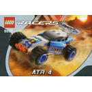 LEGO ATR 4 Set 8657