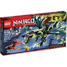 LEGO Attack of the Morro Dragon Set 70736 Packaging