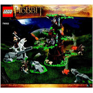 LEGO Attack of the Wargs Set 79002 Instructions