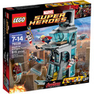 LEGO Attack on Avengers Tower Set 76038 Packaging