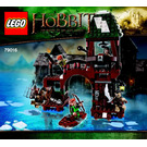 LEGO Attack on Lake-town Set 79016 Instructions