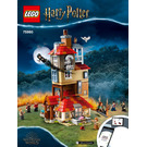 LEGO Attack on The Burrow Set 75980 Instructions