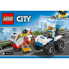 LEGO ATV Arrest Set 60135 Instructions