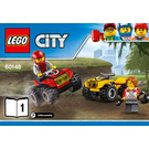 LEGO ATV Race Team Set 60148 Instructions