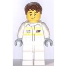 LEGO Audi Team Driver Minifigure