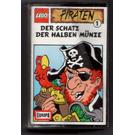 LEGO Audio Tape Pirates 'Der Schatz der halben Münze' (German) (495843215)