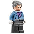 LEGO Aunt May Minifigure