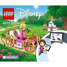 LEGO Aurora's Royal Carriage Set 43173 Instructions