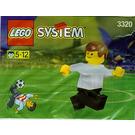 LEGO Austrian Footballer Set 3320