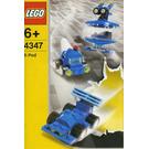 LEGO Auto Pod Set (Boxed) 4347-1