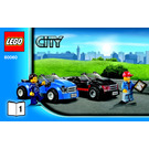 LEGO Auto Transporter Set 60060 Instructions