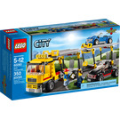 LEGO Auto Transporter Set 60060 Packaging