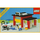 LEGO Auto Workshop Set 6369