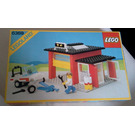 LEGO Auto Workshop Set 6369 Packaging