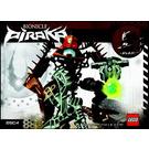 LEGO Avak Set 8904 Instructions