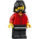 LEGO Avatar Cole Minifigure
