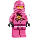 LEGO Avatar Pink Zane Minifigure