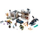 LEGO Avengers Compound Battle Set 76131