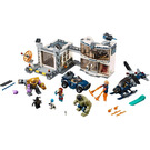 LEGO Avengers Compound Battle Set 76131