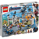 LEGO Avengers Compound Battle Set 76131 Packaging