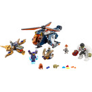 LEGO Avengers Hulk Helicopter Rescue Set 76144