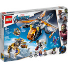 LEGO Avengers Hulk Helicopter Rescue Set 76144 Packaging