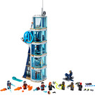 LEGO Avengers Tower Battle Set 76166
