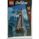 LEGO Avengers Tower Set 40334 Instructions