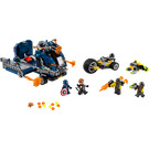 LEGO Avengers Truck Take-down Set 76143