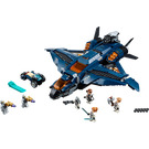 LEGO Avengers Ultimate Quinjet Set 76126
