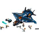 LEGO Avengers Ultimate Quinjet Set 76126