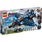 LEGO Avengers Ultimate Quinjet Set 76126 Packaging