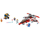LEGO Avenjet Space Mission Set 76049