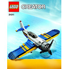 LEGO Aviation Adventures Set 31011 Instructions
