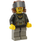 LEGO Axel with Black Visor Minifigure