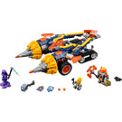 LEGO Axl's Rumble Maker Set 70354