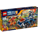LEGO Axl's Tower Carrier Set 70322 Packaging