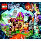 LEGO Azari and the Magical Bakery Set 41074 Instructions