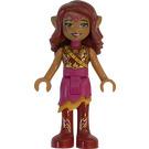 LEGO Azari Firedancer Minifigure