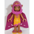 LEGO Azari Firedancer with Hood and Cape Minifigure